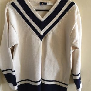 Liz sport vintage with tag varsity sweater
